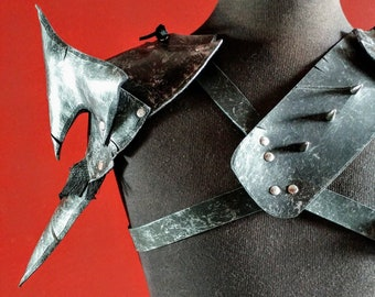 Dark Lord shoulder armor