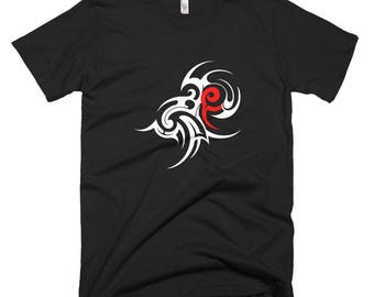 War Tribe Tattoo Graphic T-shirt