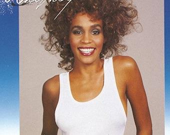 Whitney by Whitney Houston CD Music 1987 Arista