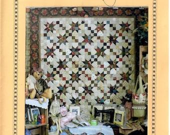 Bunny Hill designs Le Jardin quilt pattern. : le jardin quilt pattern - Adamdwight.com