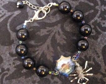 spider lady bracelet