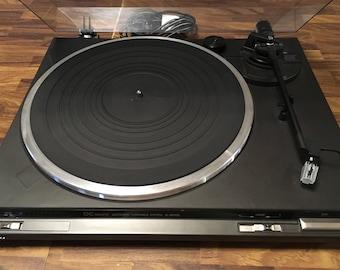 Technics SL-BD20D Record Player in box