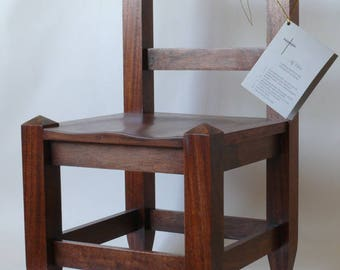 My Chair - Toddler's First Chair - Heirloom Quality Child's Chair