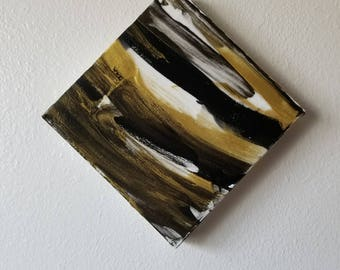 Small abstract painting