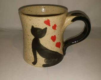 Purrrfect  Love for Coffee and Cats