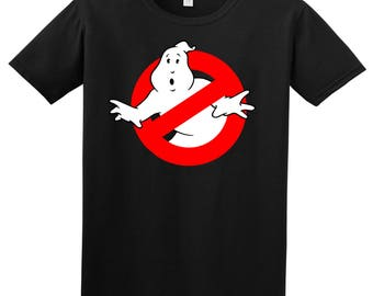 Ghostbusters Logo Halloween T-Shirt outfit,Halloween Family Shirts, Halloween Costume kids-Toddler-Youth Adult Tshirt,Halloween Custom Shirt