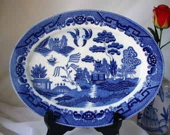 Decorative Plate Made in Occupied Japan
