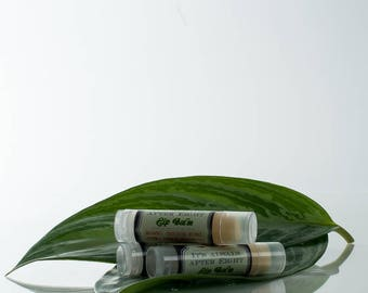 It's always after eight - nourishing lip balm