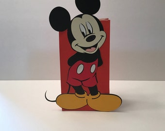 Mickey Mouse Gift Bag Set of 12