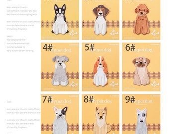 Cute Dog Patch Cartoon Animal Patch Iron on Patch Sew On Patches