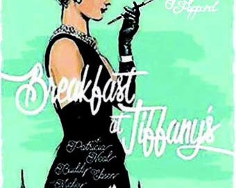 Breakfast at Tiffany movie Posters-limited editions-years ' 60