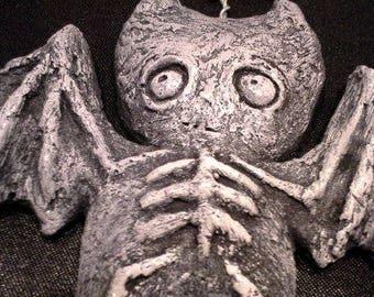 Horror Fan Gothic Bat Ornaments