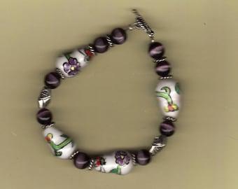 floral delight bracelet