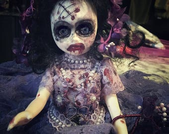Bridget Horror Doll OOAK