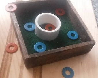 Tabletop Washers Game