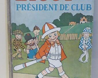 RARE * Sheik Club President. First adventures * Comic Strip original 1926