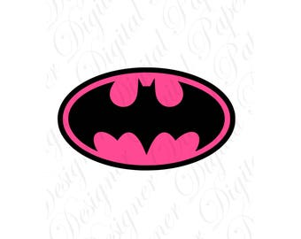 static pink batman - photo #5