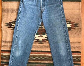 Vintage Levi's 501 Denim Jeans