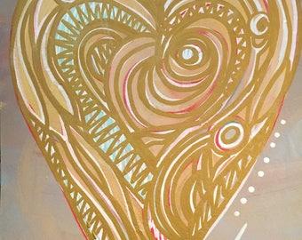Heart Shaped Box II