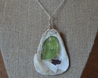 Genuine Beach Glass and Shell