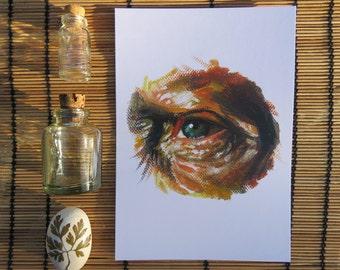Wisdom Eye - Print