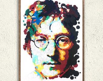 Querkles – John Lennon