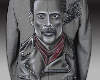 Negan, Walking Dead - Jeffery Dean Morgan Jacket