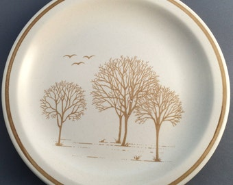 Churchill Trees Dessert / Salad Plate