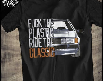 """VW Scirocco 2 """"FTP"""" T-Shirt"""