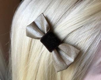 small hair bow