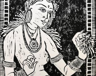 Sri Lankan Print