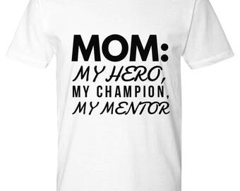 TO MY MOM!  Premium T-Shirt! The Perfect Mum's Gift