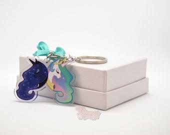 My Little Pony - Celestia & Luna Charm