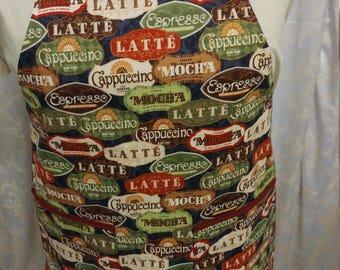 Expresso Coffee Apron