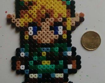 Link perler / The Legend of Zelda / perler beads