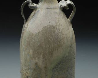 Wood Fired Bottle with handles