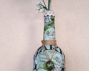 Upcycling bottle