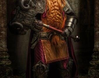 Dwarf Portraits