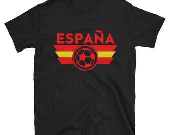 Spain Soccer World Cup Shirt España