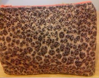 panther purse