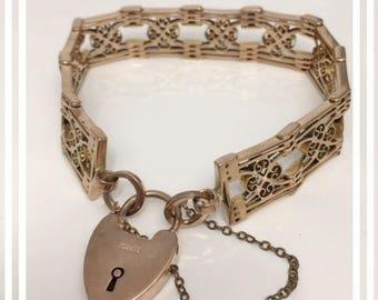 Circa 1880 Victorian Bracelet
