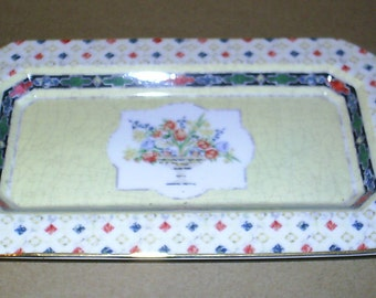 Wedgwood Harlequin Jewel Oblong Tray