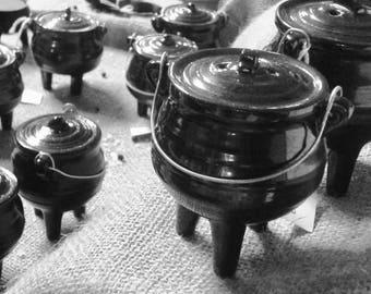 Potjie Salt & Pepper Pots