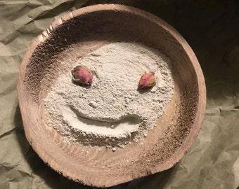 Bentonite Clay Sample