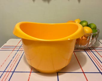 Vintage Melamine Hammarplast Mixing Bowl