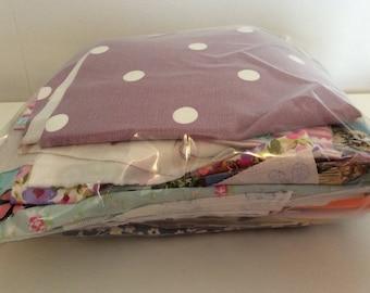 Scrap fabric - 500g bag