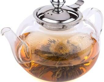 Bonabici Glass Teapot 40oz