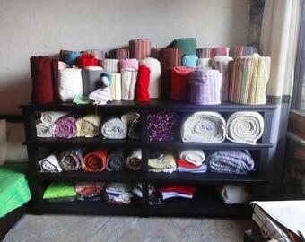Handmade bedspreads made by artisans Oaxacaqueños