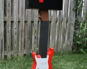 Electric Guitar Mailpost