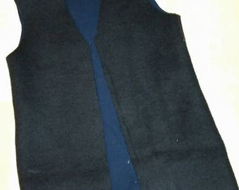 Hand Made tailoring vest